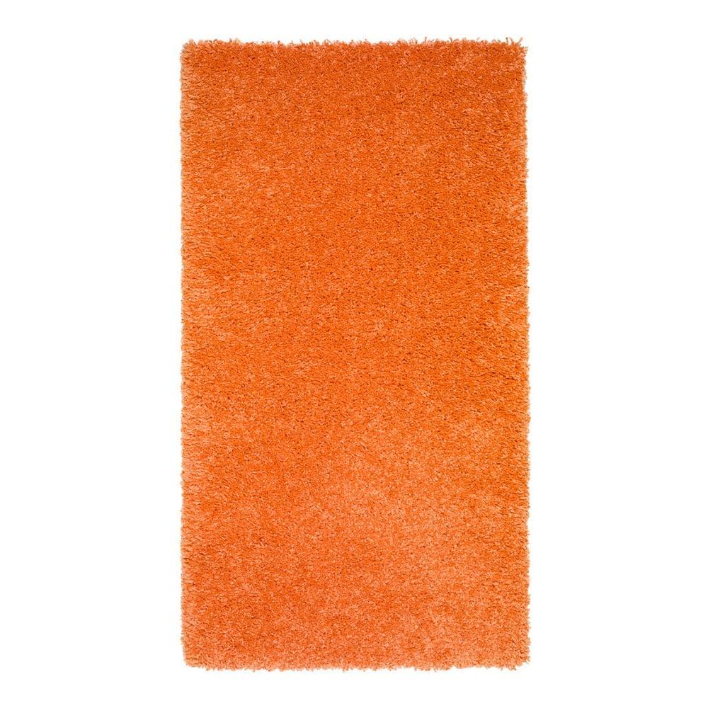 Oranžový koberec Universal Aqua, 160 × 230 cm