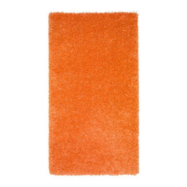 Oranžový koberec Universal Aqua, 133 × 190 cm