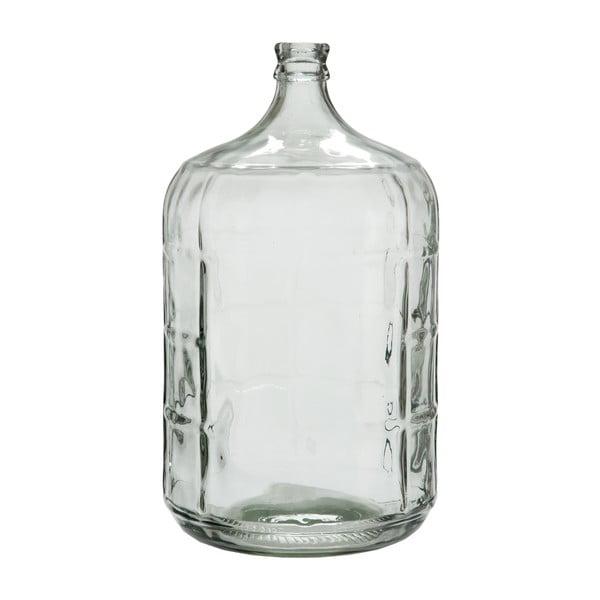 Sklenená váza Check, 50 cm