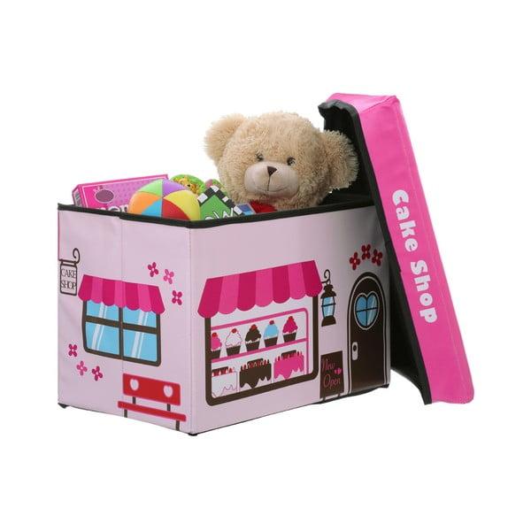 Detský box Premier Housewares Cake Shop