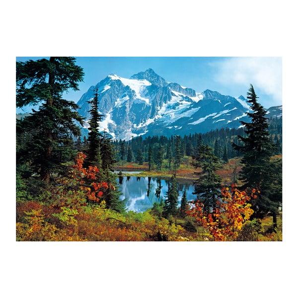 Veľkoformátová tapeta  Horské ráno, 366x254 cm