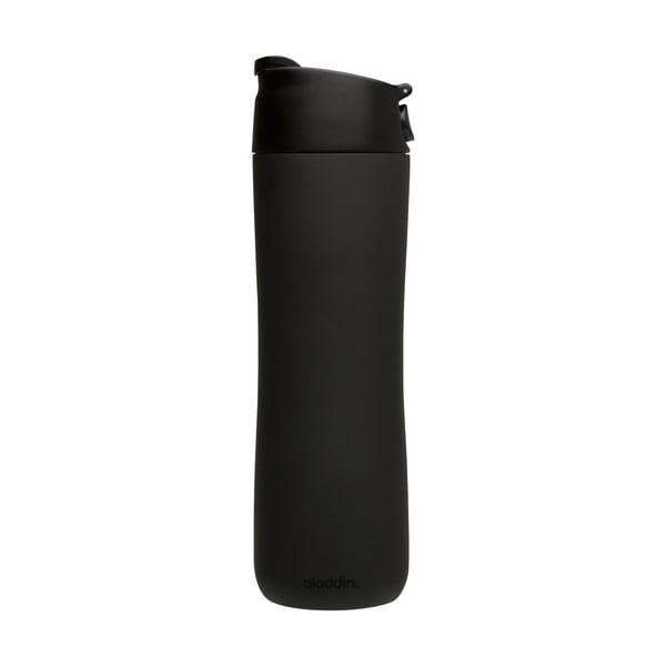 Termohrnček Flip & Šíp 470 ml, čierny