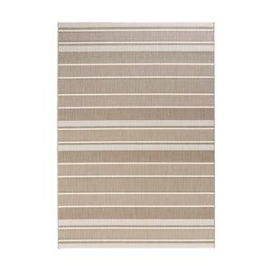 Béžový koberec vhodný aj do exteriéru Strap, 160×230 cm