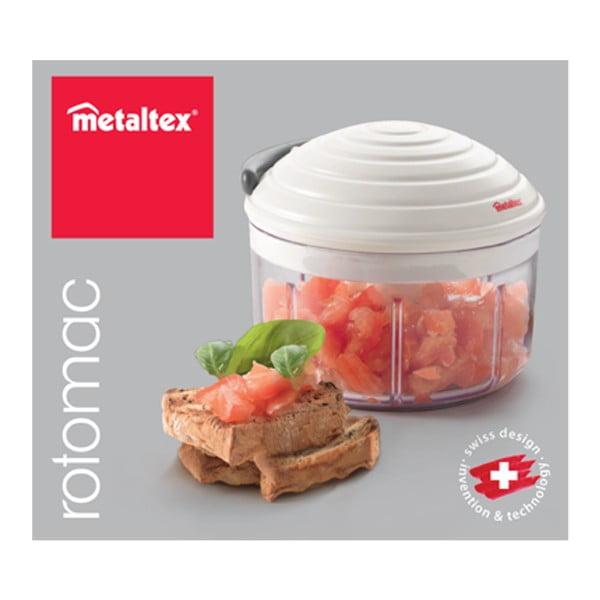 Sekáčik na zeleninu Metaltex Roto-Mac, ⌀ 13,7 cm