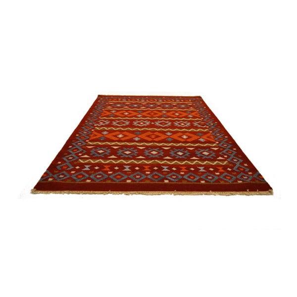Ručne tkaný koberec Kilim 72, 140x200 cm