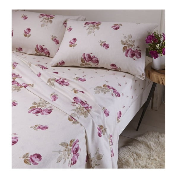 Obliečky Brushed Floral, 230x220 cm