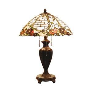 Tiffany stolná lampa Metkap
