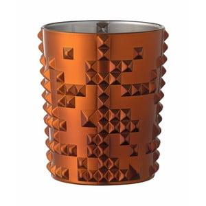 Oranžový pohár z krištáľového skla Nachtmann Punk, 348 ml