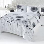 Obliečky s plachtou White And Black, 200x220cm