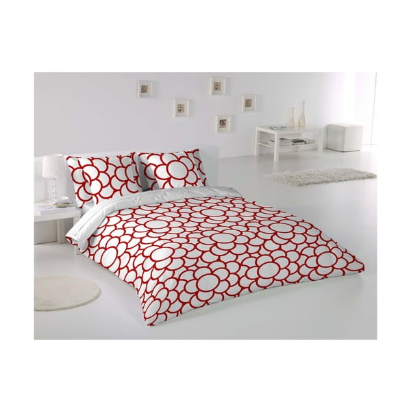 Obliečky Nordico Rojo, 200x200 cm