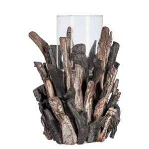 Svietnik Driftwood, 30x3 cm
