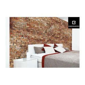 Veľkoformátová tapeta Eurographics Brick Wall