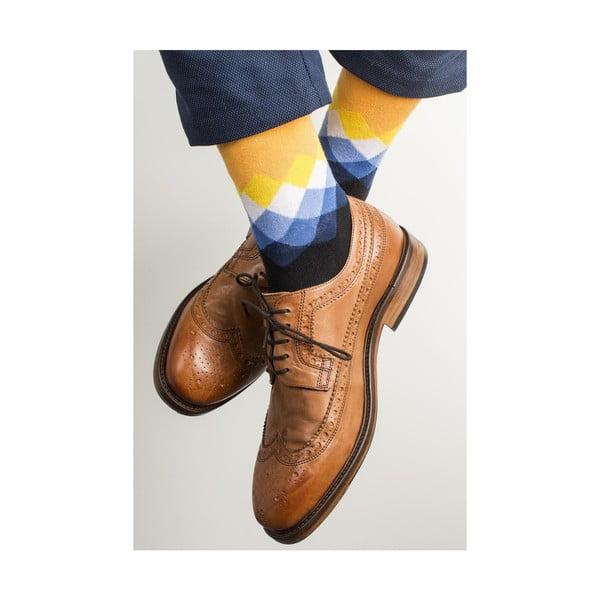 Tri páry ponožiek Funky Steps Felise, univerzálna veľkosť