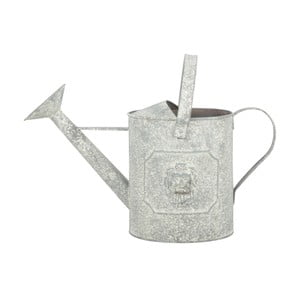 Sivobiela kanvica z pozinkovanej ocele Esschert Design Mood