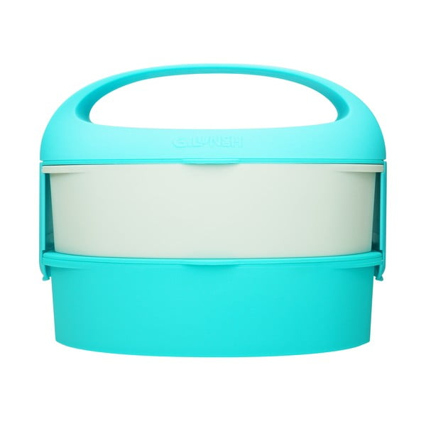 Desiatová krabička Bento G Lunch Curacao Blue