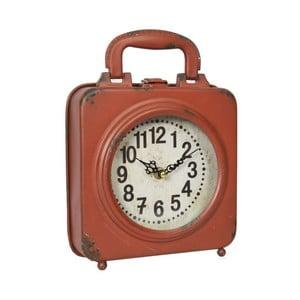 Stolové hodiny Antic Line Valisette Rouge