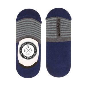 Neviditeľné unisex ponožky Black&Parker London Dashwood, veľkosť 37/43