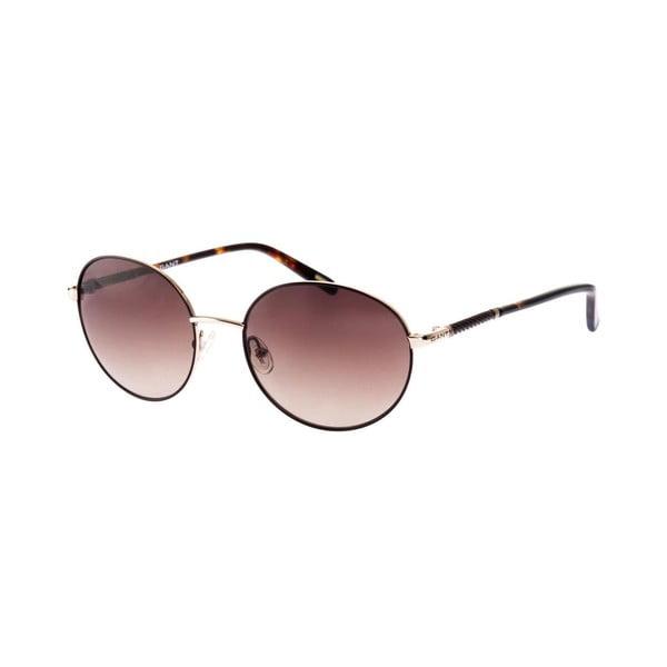 Dámske slnečné okuliare GANT Oval Brown Gold