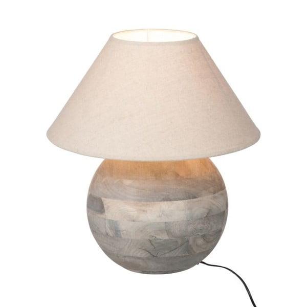 Stolná lampa Barn Grey, 59 cm