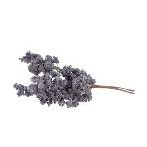 Dekorácia Berries Frosted Dark, 25 cm