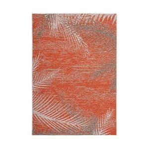 Koberec Tropical 330 Red Leaf, 80x150 cm