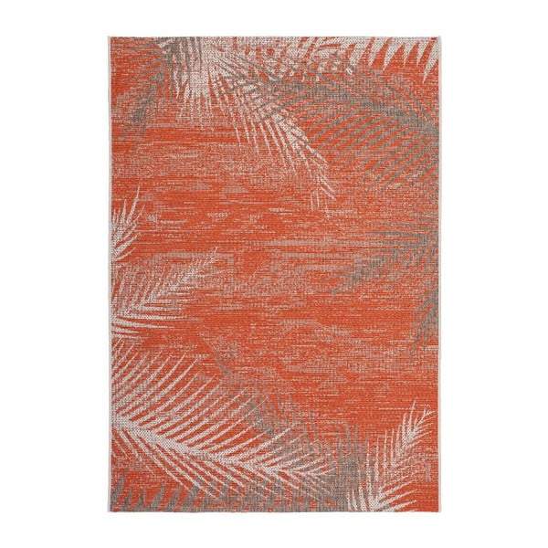 Koberec Tropical 330 Red Leaf, 80x150 cm