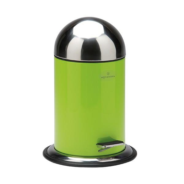 Odpadkový kôš Taco 3 l, zelený