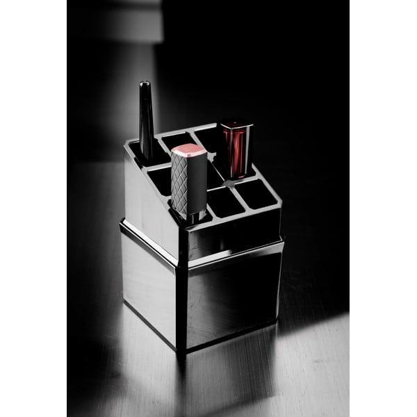Stojan/organizér na rúže Compactor Black Box