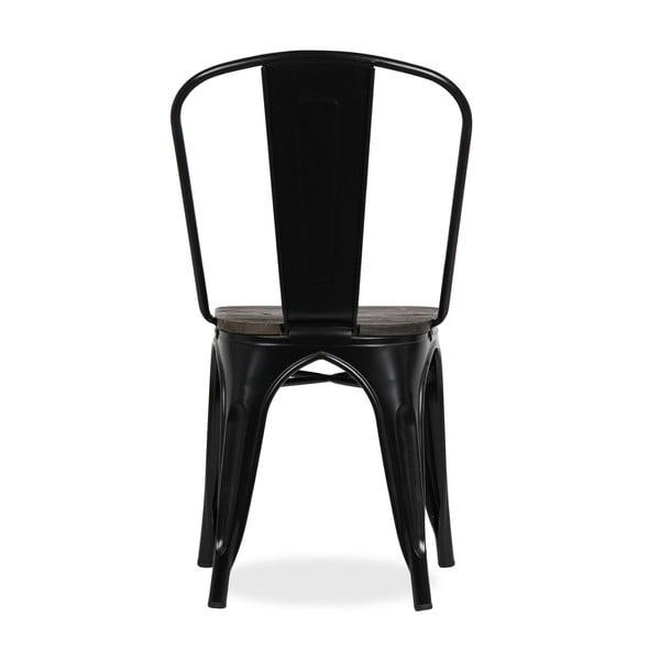 Stolička Terek Black