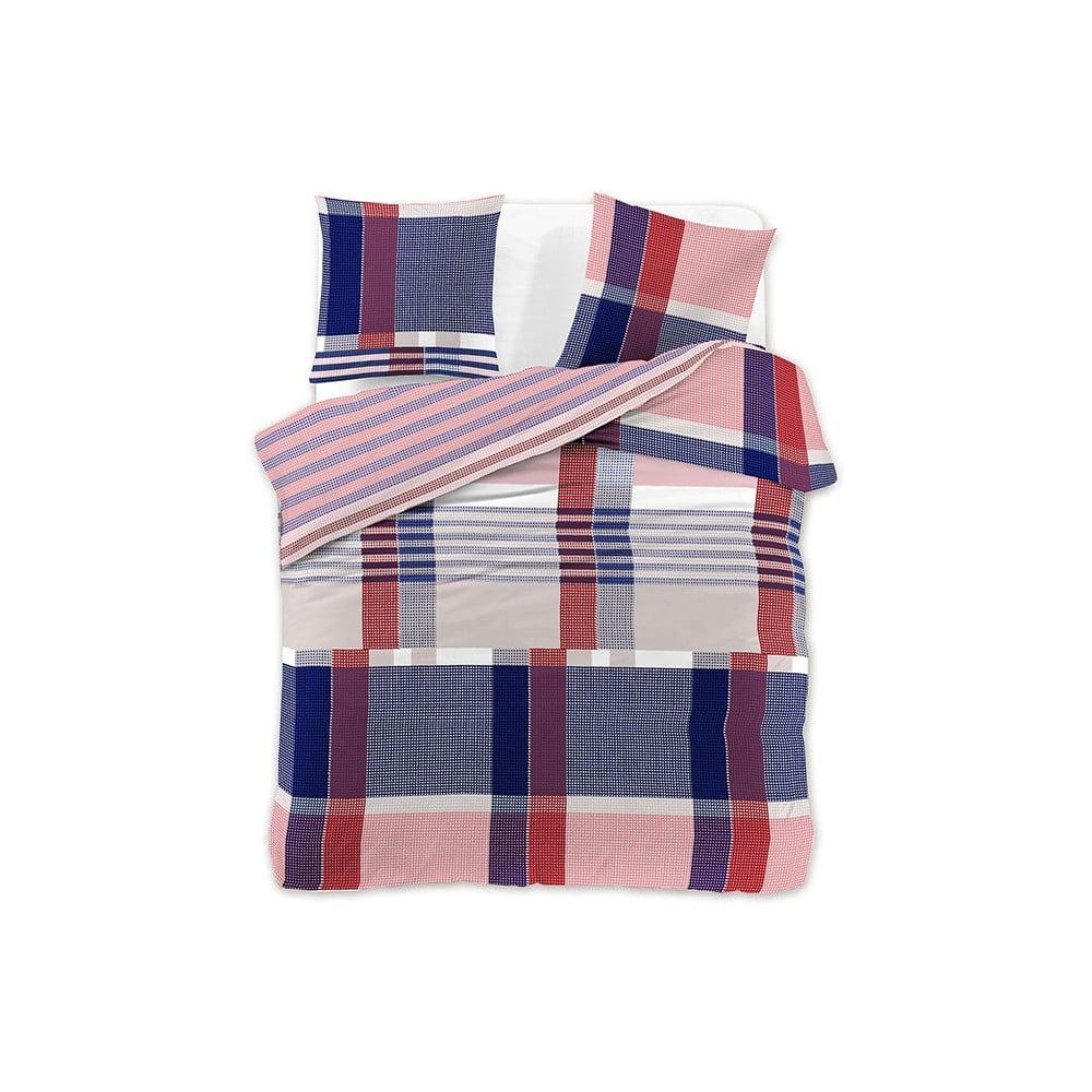 Bavlnené obliečky na dvojlôžko DecoKing Eddie, 200 x 200 cm