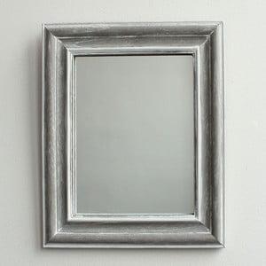 Zrkadlo Grey Days, 39x34 cm