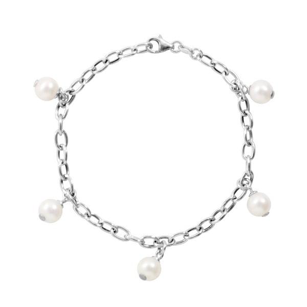 Náramok s riečnymi perlami Jordan