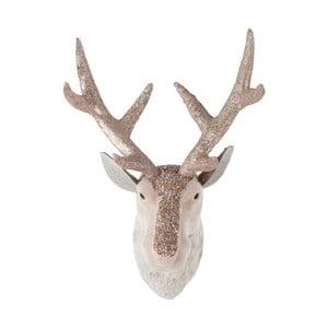 Trblietavá jelenia hlava J-Line