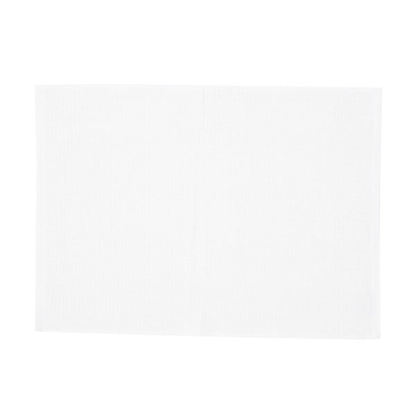 Sada 2 bielych froté uterákov Casa Di Bassi Stripe, 50x70 cm