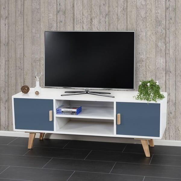 Televízna komoda Vaasa Blue