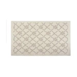 Bavlnený koberec Oni 60x90 cm, krémový