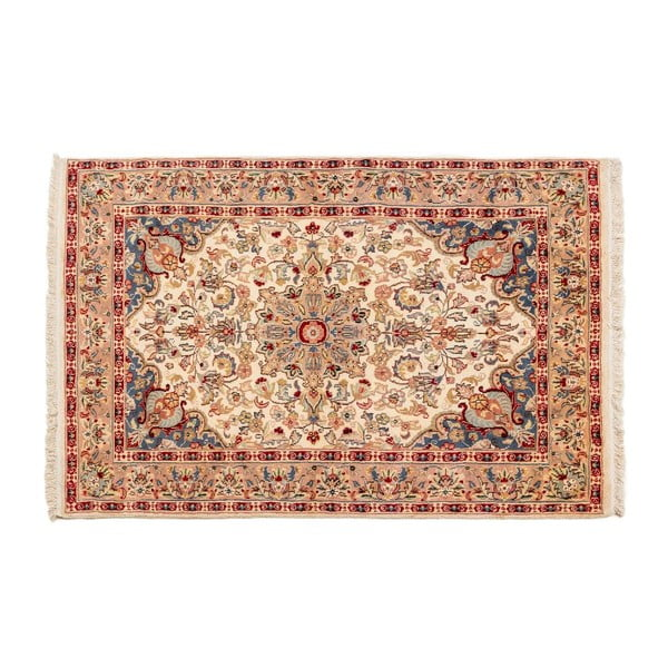 Ručne viazaný koberec Kashmirian, 178x120 cm