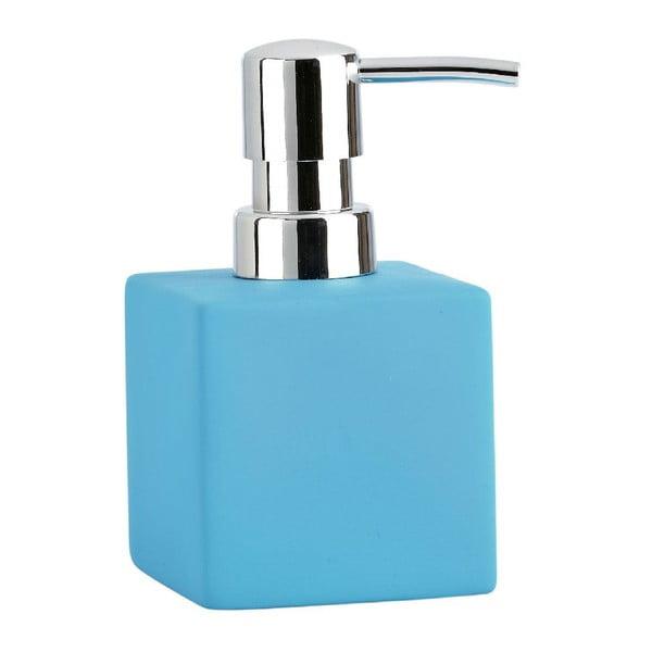 Dávkovač mydla Cube, tyrkysový