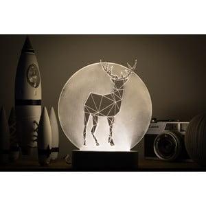 Náladové svetlo Deer Full Moon
