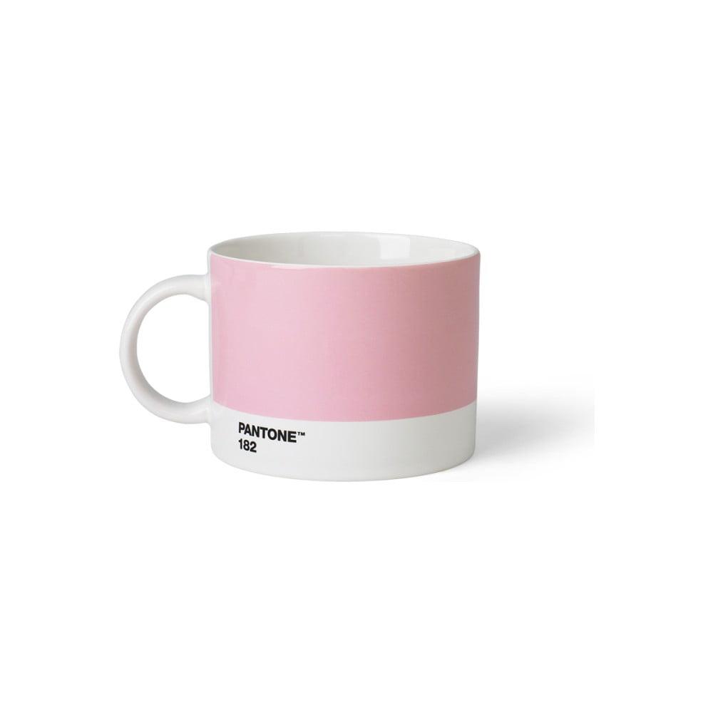 Ružový hrnček na čaj Pantone, 475 ml