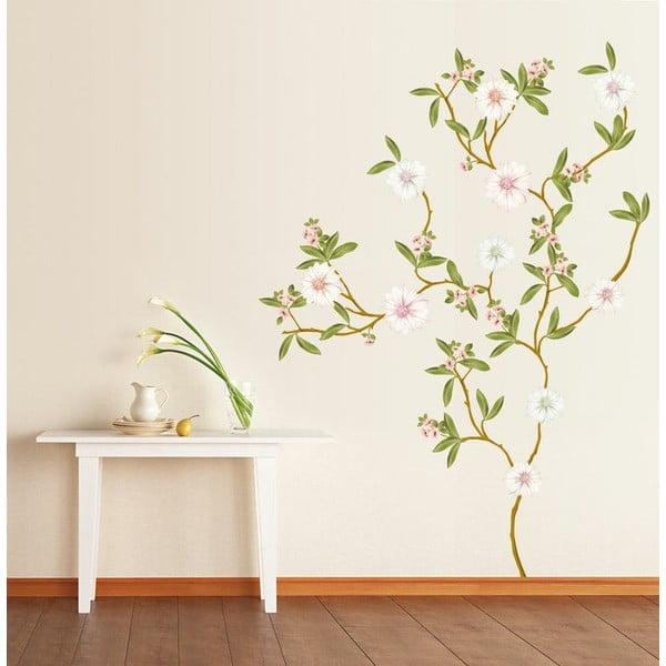 Sada samolepiek Ambiance Flowering Magnolia