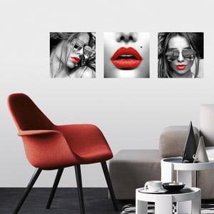 Samolepiace obrazy Pery, 30x30 cm