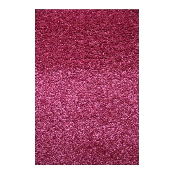 Ružový koberec Eko Rugs Young, 120 x 180 cm