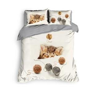 Sada posteľnej bielizne zo 100% ranforce bavlny The Club Cotton Wooly M