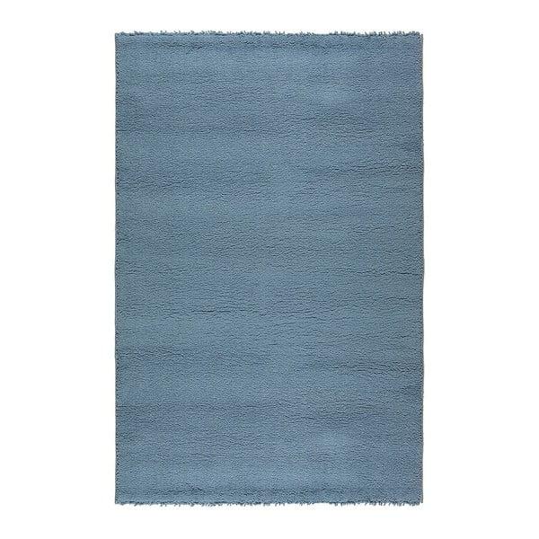 Vlnený koberec Pradera Azul, 140x200 cm