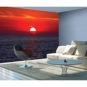 Veľkoformátová tapeta Západ slnka, 315x232 cm
