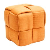 Oranžová stolička Kare Design Woven