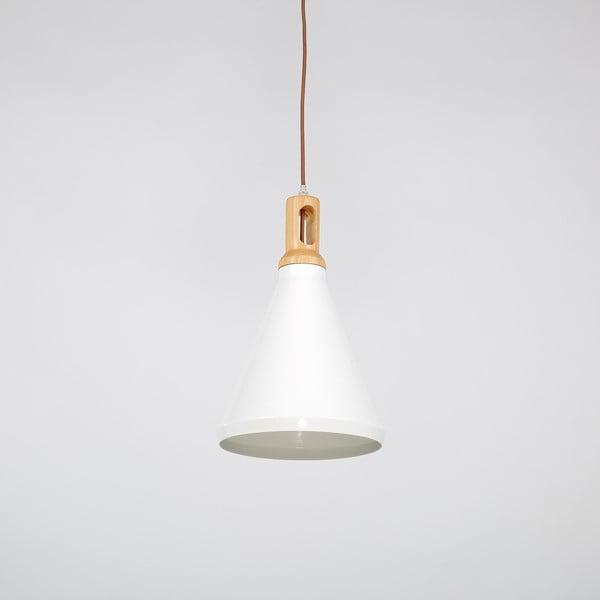 Závesné svetlo Asheer White