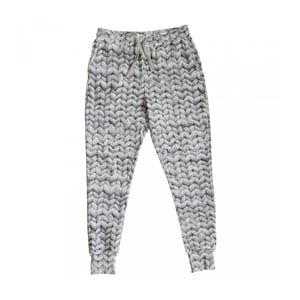 Dámske sivé nohavice Snurk Twirre, S
