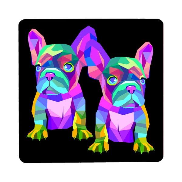 Stolík Bulldog Babies